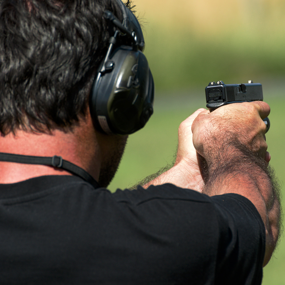 introductory firearm training courses